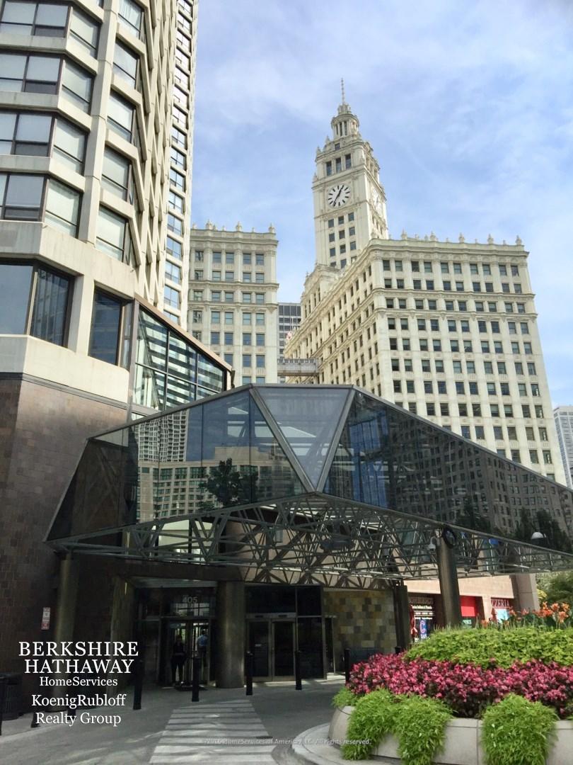 405 N Wabash Avenue UNIT 411,  Chicago IL, 60611