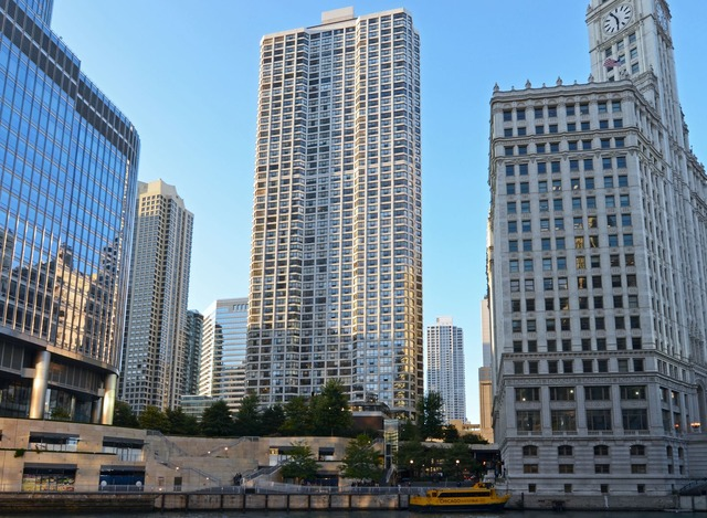 405 N Wabash Avenue UNIT 1803, Chicago IL, 60611