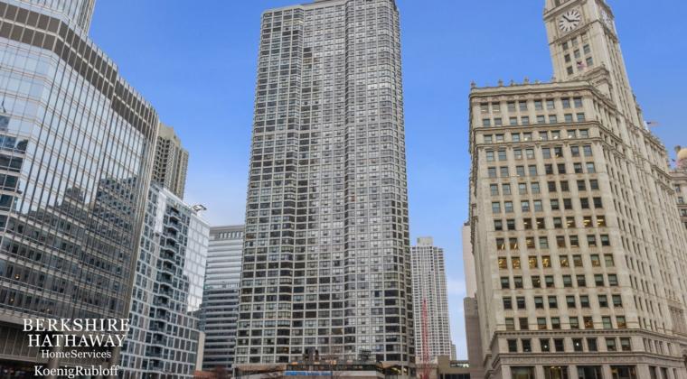 405 N Wabash Avenue UNIT 1501  Chicago, IL 60611